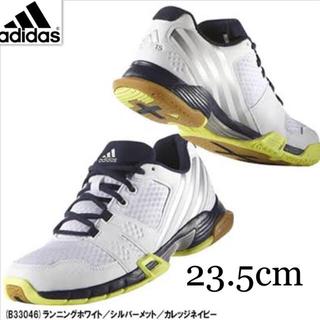アディダス(adidas)の新品 アディダス WOMEN'S Volley Team3 バレーボールシューズ(バレーボール)