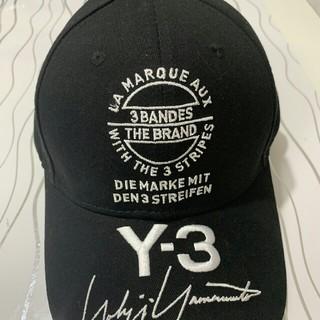 ワイスリー(Y-3)のY-3 帽子 キャップ かっこいい (キャップ)