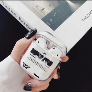 オフホワイト(OFF-WHITE)のoff-white AirPods ケース(iPhoneケース)