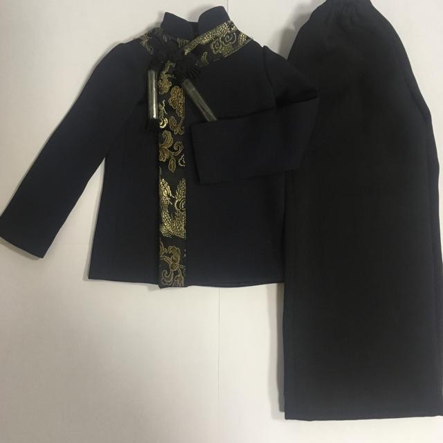 VOLKS(ボークス)のSD13少年 中華風ディーラー衣装① ハンドメイドのぬいぐるみ/人形(人形)の商品写真