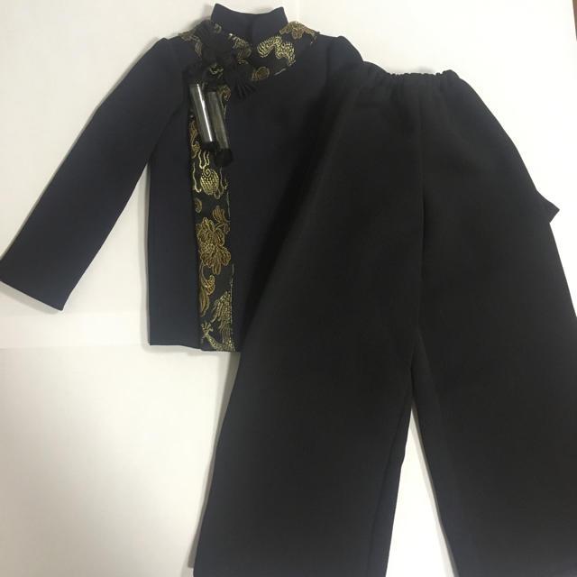 VOLKS(ボークス)のSD13少年 中華風ディーラー製衣装② ハンドメイドのぬいぐるみ/人形(人形)の商品写真