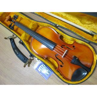 スズキ(スズキ)の高級 国産バイオリン SUZUKI No.300 4/4 付属品セット(ヴァイオリン)