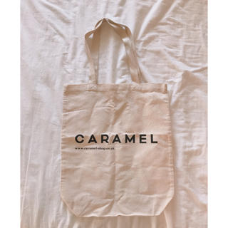 キャラメルベビー&チャイルド(Caramel baby&child )のcaramel ノベルティトート(トートバッグ)