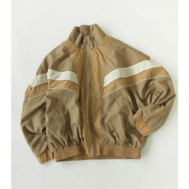 TODAYFUL(トゥデイフル)のTODAYFUL  Standcollar Nylon Jacket/36 レディースのジャケット/アウター(ナイロンジャケット)の商品写真