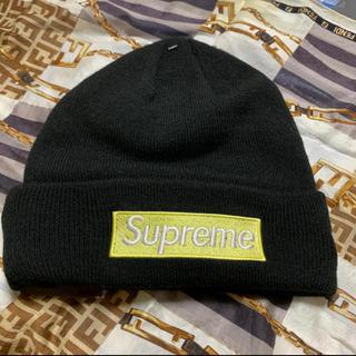 Supreme - supreme  new era ニット帽 ビーニー box logo
