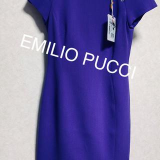 EMILIO PUCCI - EMILIO PUCCI ワンピース S