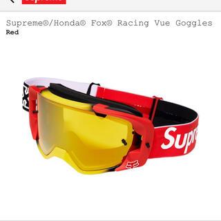 シュプリーム(Supreme)のSupreme Honda Fox Racing vue Goggles(モトクロス用品)