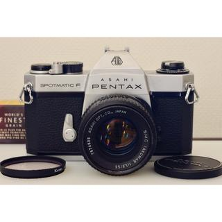 PENTAX - Pentax SPF + SMC Takumar 55/1.8 美品・試写済