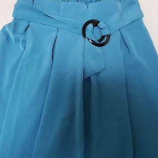 ハニーズ(HONEYS)の美品 フレアスカートLL(ひざ丈スカート)