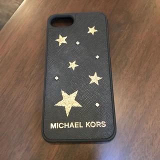 マイケルコース(Michael Kors)のMICHAEL KORS. iPhone7.8 ケース 美品(iPhoneケース)