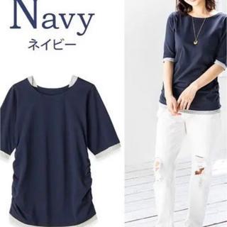 ベルーナ(Belluna)のTシャツ 4L  大きいサイズ(Tシャツ(半袖/袖なし))