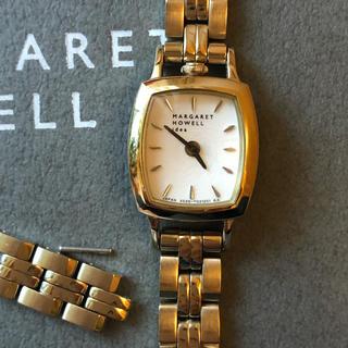 マーガレットハウエル(MARGARET HOWELL)のMARGARET HOWELL idea マーガレットハウエル 腕時計¨̮♡︎(腕時計)