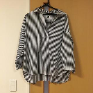 フリークスストア(FREAK'S STORE)のストライプシャツ(シャツ/ブラウス(長袖/七分))