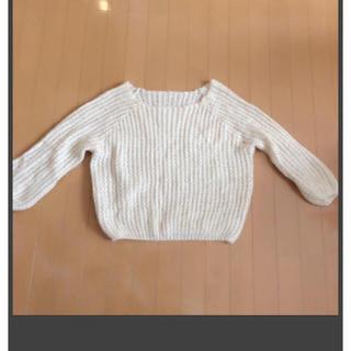 セシルマクビー(CECIL McBEE)のセシルマクビー ニット(ニット/セーター)