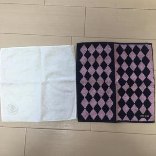 コムサメン(COMME CA MEN)のコムサメン ハンドタオル(ハンカチ/ポケットチーフ)
