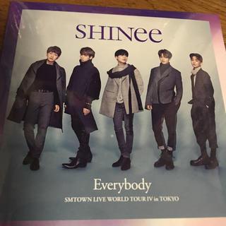 シャイニー(SHINee)のshinee  everybody DVD(K-POP/アジア)