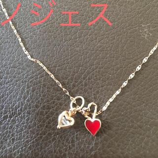 ノジェス(NOJESS)の13999→9999円ノジェス  ハート  ネックレス(ネックレス)