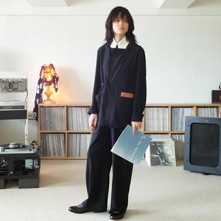 サンシー(SUNSEA)の「SUNSEA」 SNM-Blue-Jacket/Black(テーラードジャケット)