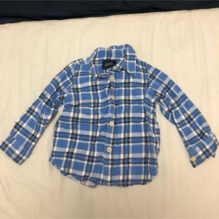 マーキーズ(MARKEY'S)の【最終値下げ】チェックシャツ(ジャケット/上着)