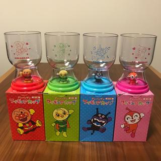 アンパンマン(アンパンマン)のさらに値下げ!★未使用★アンパンマンフィギュアカップ 全4種セット(マグカップ)