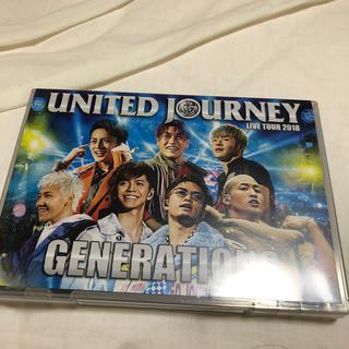 ジェネレーションズ(GENERATIONS)のGENERATIONS LIVE TOUR 2018 UNITED JOURNE(ミュージック)