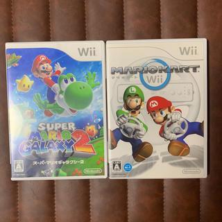 任天堂 - Wiiカセット4本セット