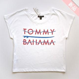 ロンハーマン(Ron Herman)の【新品】トミーバハマ Tシャツ カットソー Lサイズ オーバーサイズ(Tシャツ(半袖/袖なし))