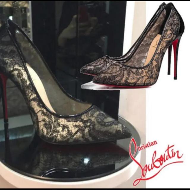 Christian Louboutin(クリスチャンルブタン)のルブタン ピンヒール レディースの靴/シューズ(ハイヒール/パンプス)の商品写真