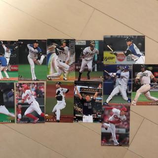 カルビー(カルビー)のカルビー 2019 プロ野球チップス  カード 2弾 12枚 福留キラ(スポーツ選手)
