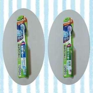 カオウ(花王)のクリアクリーン歯ブラシ2種類(歯ブラシ/デンタルフロス)