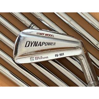 wilson - USED Wilson DynaPower FG-901 DGR400 9本