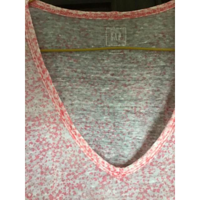 GAP(ギャップ)のGAPの涼やかシャツ レディースのトップス(シャツ/ブラウス(半袖/袖なし))の商品写真
