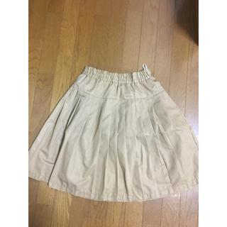 ハニーズ(HONEYS)の太めプリーツスカート◇◇(ひざ丈スカート)