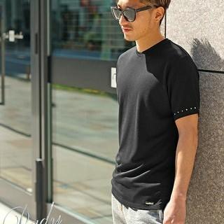レディー(Rady)のRady ストーンスリーブメンズTシャツ(Tシャツ/カットソー(半袖/袖なし))