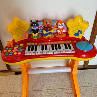 アンパンマン - アンパンマン☆ピアノ キーボード  ミュージックショー