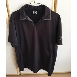 Oakley - オークリー ポロシャツ ブラック