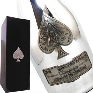 Dom Pérignon - 未開封 アルマンドブリニャック シルバー アルマンド