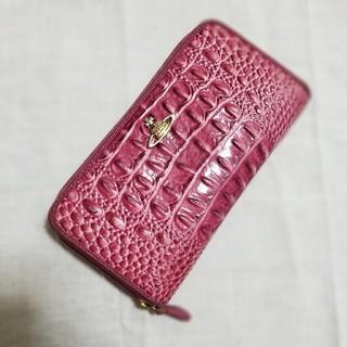 ヴィヴィアンウエストウッド(Vivienne Westwood)のヴィヴィアン 長財布 ピンク(財布)