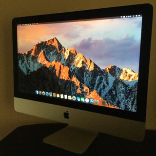 アップル(Apple)のiMac2015ラクマ最安値!!Apple iMac2015 21.5inch(デスクトップ型PC)
