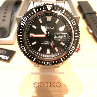 セイコー(SEIKO)の限定値下げレア SEIKO セイコー プロスペックススターゲート srp495(腕時計(アナログ))