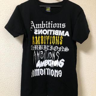 ワンオクロック(ONE OK ROCK)のワンオク ライブTシャツ(Tシャツ(半袖/袖なし))