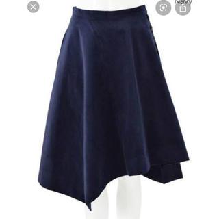 チェスティ(Chesty)のチェスティ コーデュロイスカート(ひざ丈スカート)