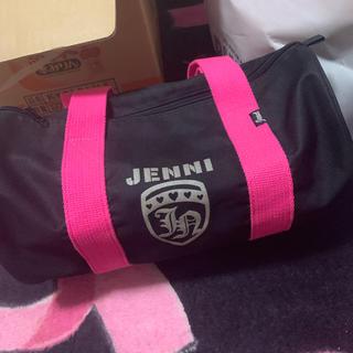 ジェニィ(JENNI)のJENNI トートバッグ ピンク(トートバッグ)