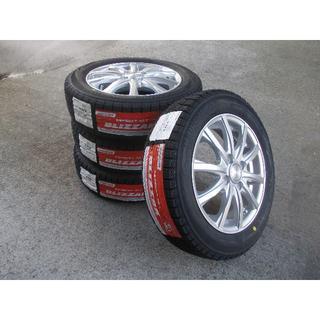 冬タイヤセット N-BOX N-WGN アルト ミライース 155/65R14(タイヤ・ホイールセット)