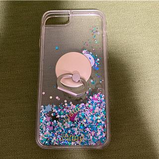 メリージェニー(merry jenny)の【最終価格!】iPhone 6s スマホケース スマホリング付き(iPhoneケース)