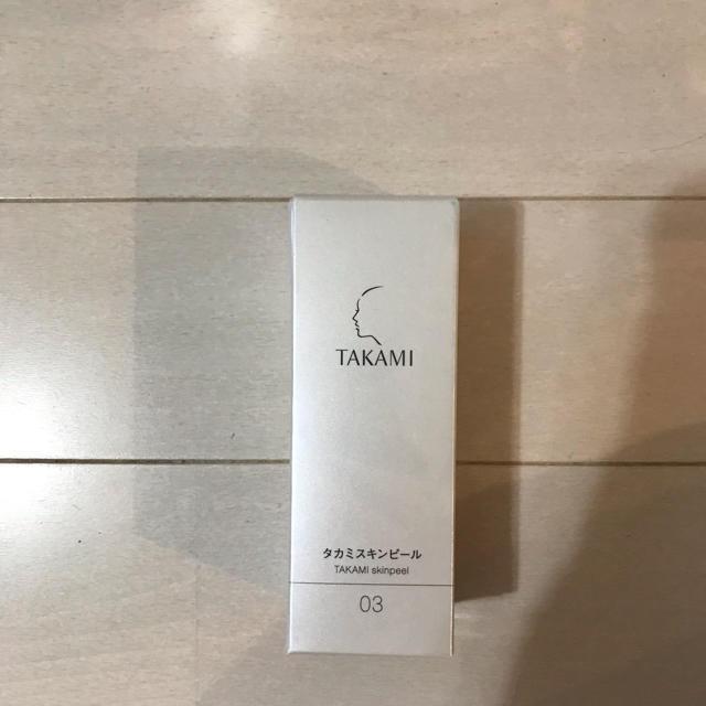 TAKAMI(タカミ)の!えもん様専用! コスメ/美容のスキンケア/基礎化粧品(ゴマージュ/ピーリング)の商品写真