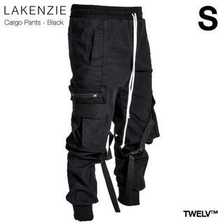 OFF-WHITE - 【国内未入荷】LAKENZIE Cargo Pants - Black【新品】