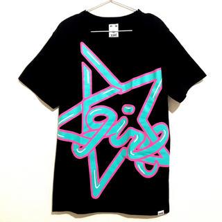 エックスガール(X-girl)のX-girl ネオンロゴBIG Tシャツ(Tシャツ(半袖/袖なし))