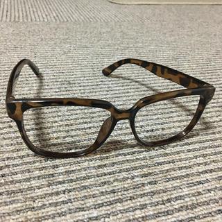 セシルマクビー(CECIL McBEE)のお値下げ!CECIL McBee 伊達眼鏡 メガネ(サングラス/メガネ)