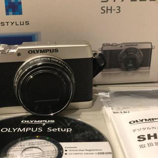 OLYMPUS - 【付属品全て有】 OLYMPUS SH-3 STYLUS オリンパス